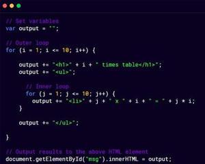 推荐几个代码美化工具网站 让你的代码不再丑!